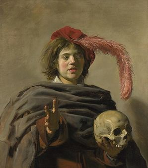 Omnipoet man with skull.jpg