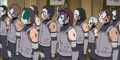 ANBU Guild Uniform