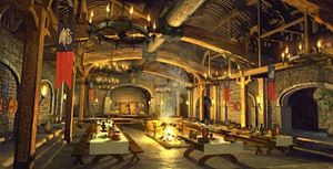 Image of Guild Hall within San Satanos